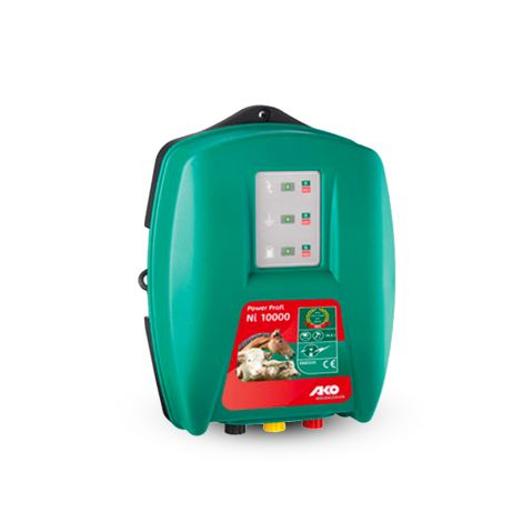Electrificateur Power Profi Ni 10000