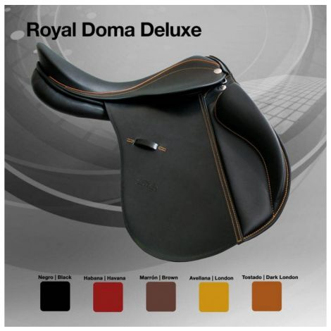 SELLE ZALDI DRESSAGE ROYAL DOMA DELUXE